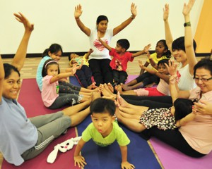Super Yoga Kids Instructor Course