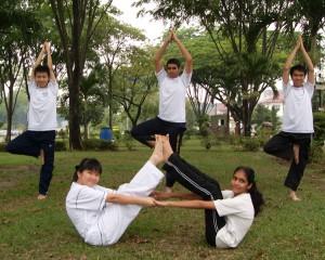 Teens Yoga